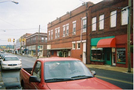 Downtown Erwin